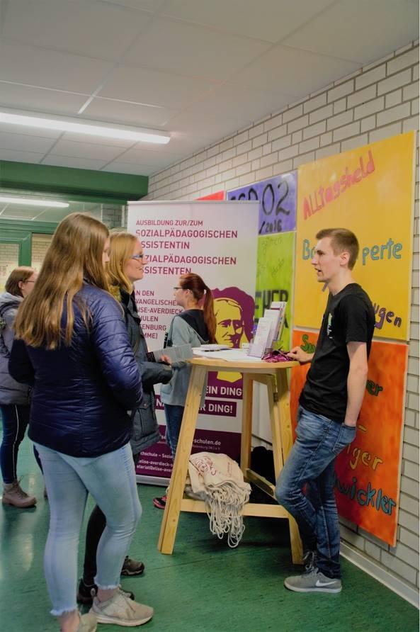 Rotenburger Rundschau berichtet über Tag der offenen Tür