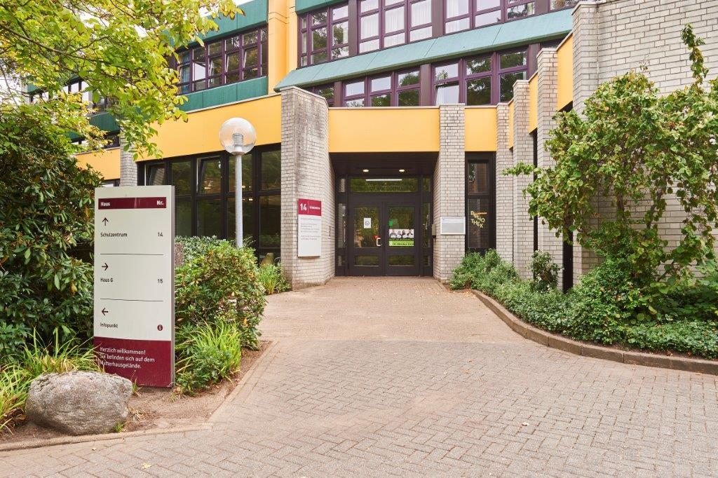 Unser Schulzentrum bleibt weiterhin geschlossen – Schüler*innen werden per E-Mail informiert
