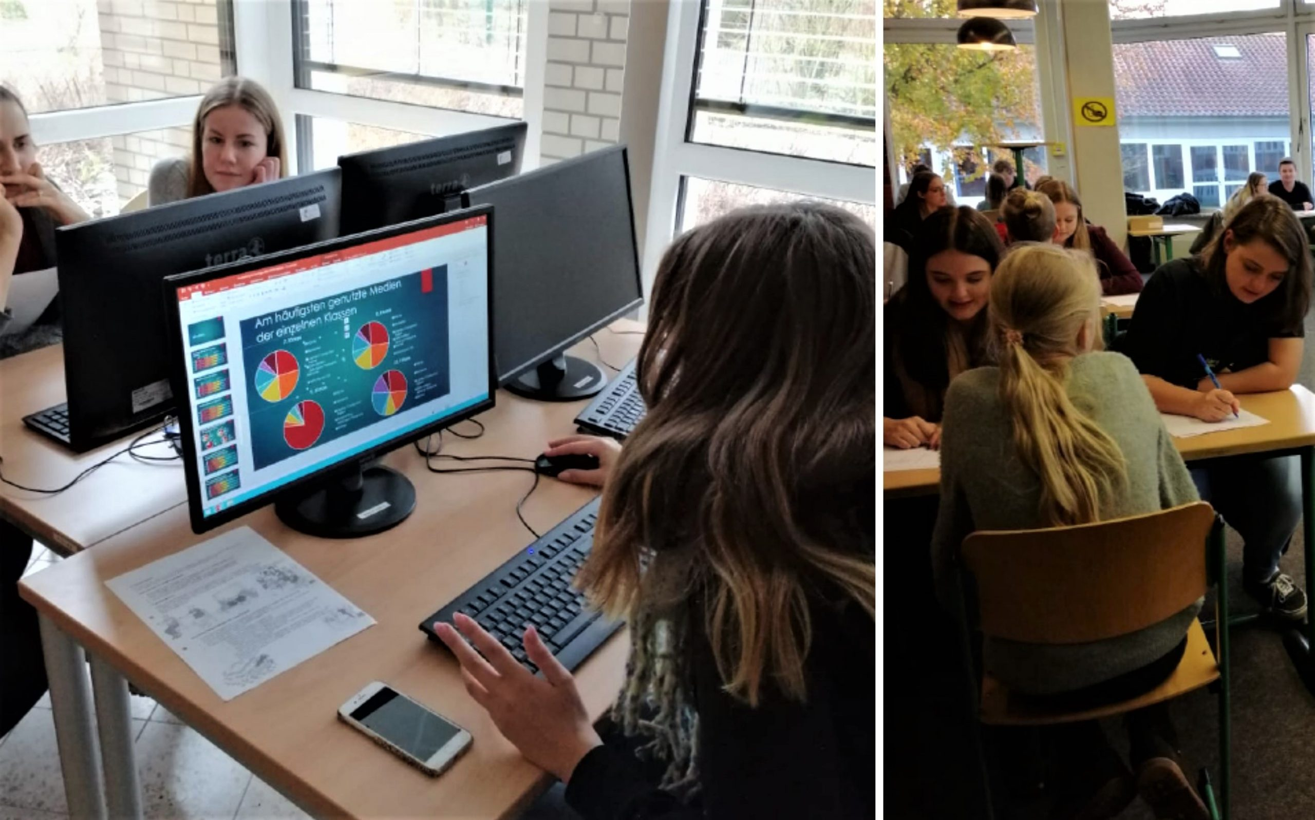 Umfrage aus dem Vertiefungskurs Jugendarbeit im Jugendhilfeausschuss der Stadt Rotenburg vorgestellt!