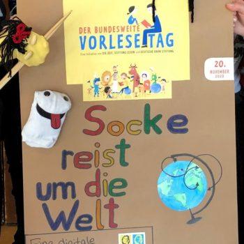 """Socke reist um die Welt"""
